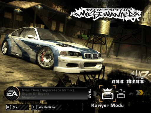 NFS-Most-Wanted-Turkce-Yama1 Need For Speed Most Wanted Türkçe Yama