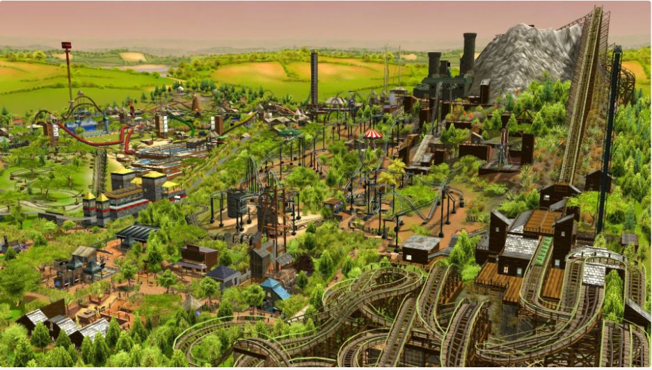 RollerCoaster-Tycoon-3-Complete-Edition-Turkce-Yama-1 RollerCoaster Tycoon 3 Complete Edition Türkçe Yama