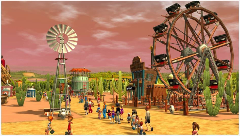 RollerCoaster-Tycoon-3-Complete-Edition-Turkce-Yama-2 RollerCoaster Tycoon 3 Complete Edition Türkçe Yama